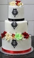 Tort weselny-góralski