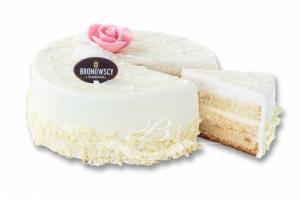 Tort Migdałowo-Kokosowy