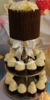 Cupcakes czekoladowy